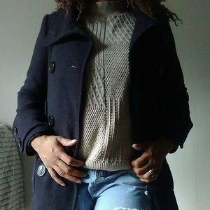 Zara Basic Long Jacket